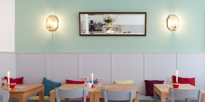 Cafe Dein und mein in Köln Agnesviertel